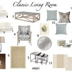 Case Study: Classic Living Room Design