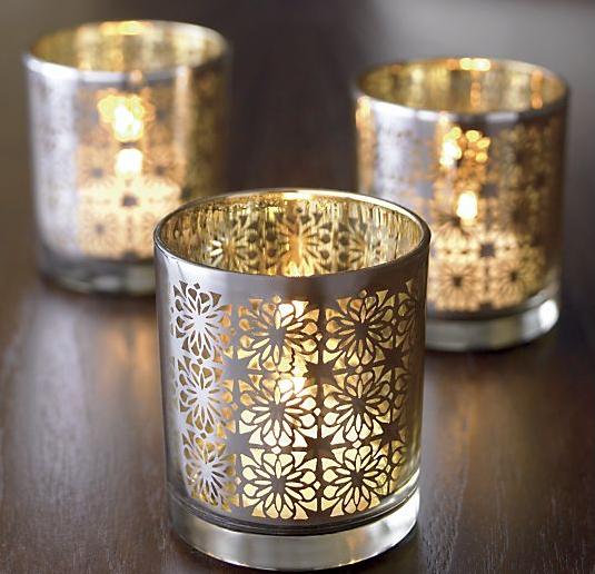 Raj Candle Holder - Crate & Barrel