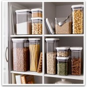 Organizing 101: The Pantry