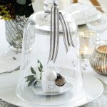 Place Setting Cloche via The White Company