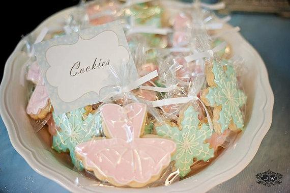 Nutcracker Ballet Party Cookies