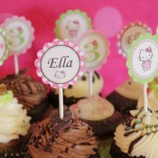 Palm Beach Parties {An Etsy Feature} + Giveaway