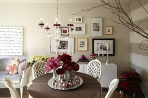 Gallery Wall - Meredith Heron Design