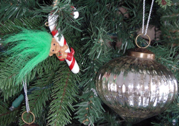 Troll Christmas Ornament- Quirky Family Tradition