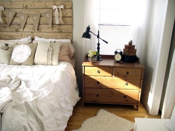 Shabby Chic Bedroom - AKA Design