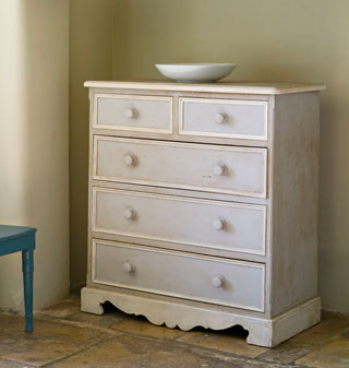 Paris Grey Dresser - Annie Sloan