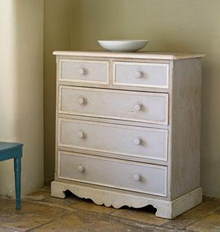 Paris Grey Dresser - Annie Sloan