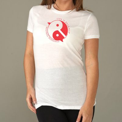 Life is Balance Scuba T-shirt