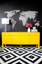 Bring on the Color: Yellow Rooms