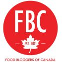 Food Bloggers of Canada Logo
