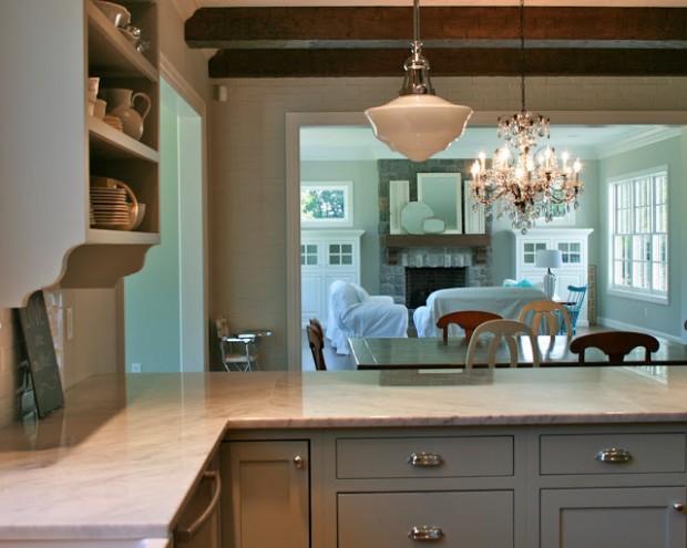 Kitchen Makeover by August Fields