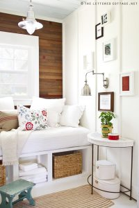 Reading Room- The Lettered Cottage