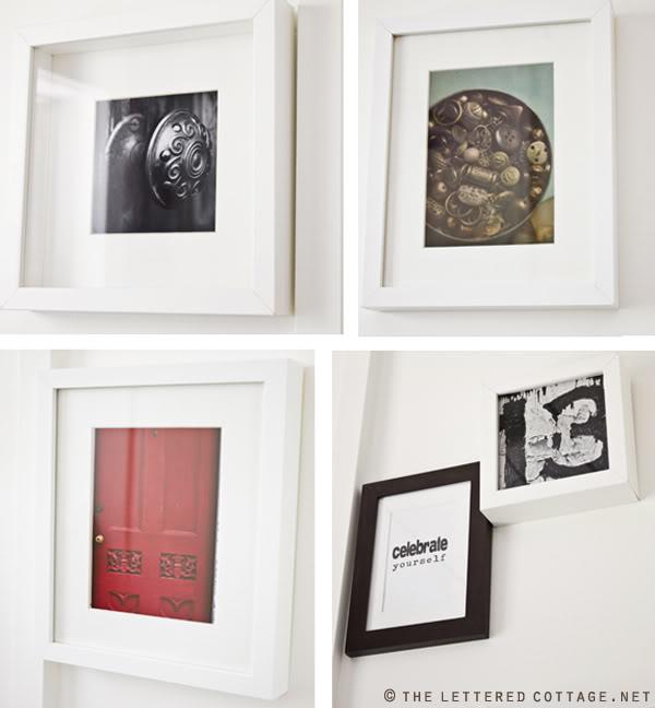 Framed Art Gallery Wall