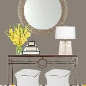 Designer Challenge: Which Console Table? {Part One}