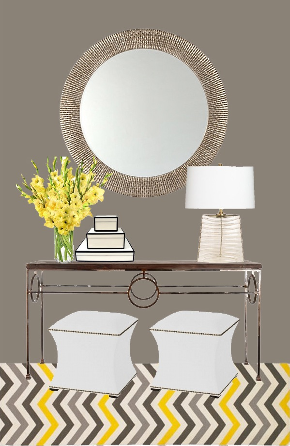 Designer challenge which console table part one for Email table design