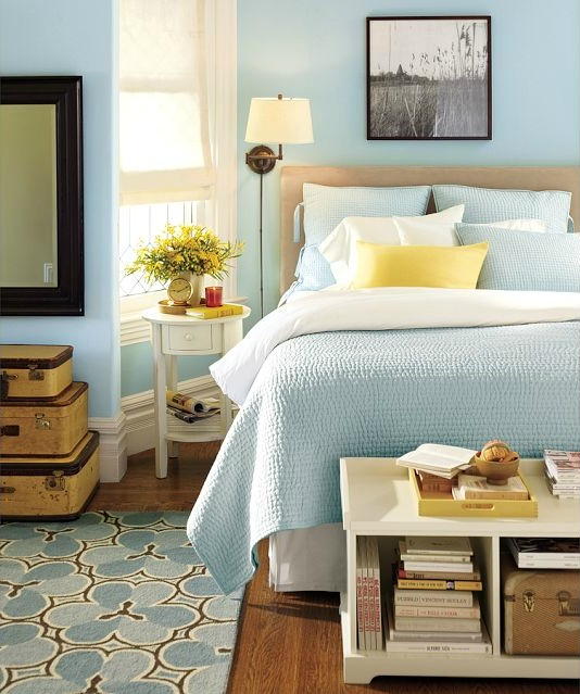 Upholstered Headboard - Pottery Barn