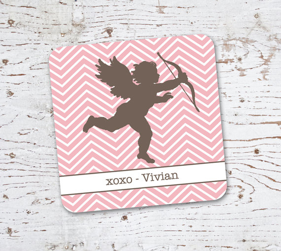 Vintage Cupid Valentine - Swanky Press