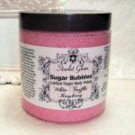 Starlet Glam white truffle raspberry scrub
