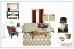 One Room, Two Looks