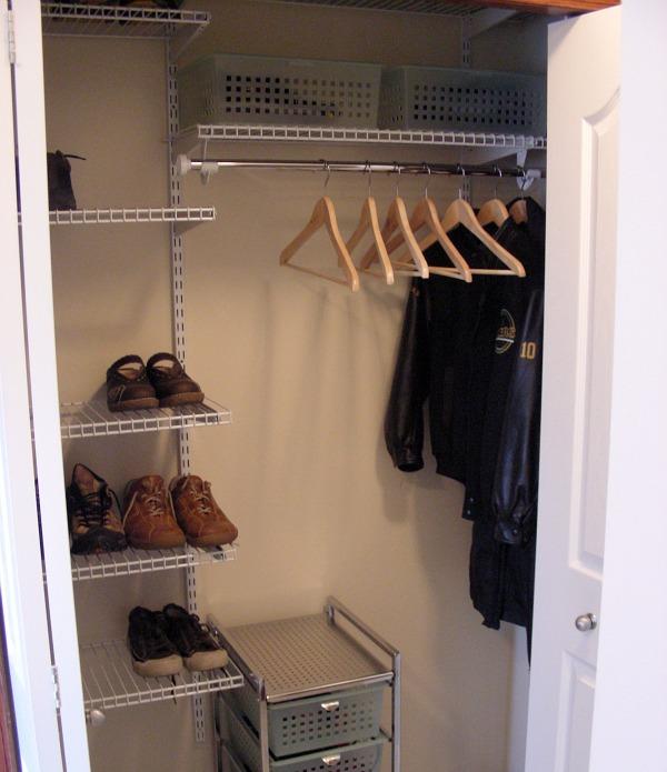 front closet bifold doors