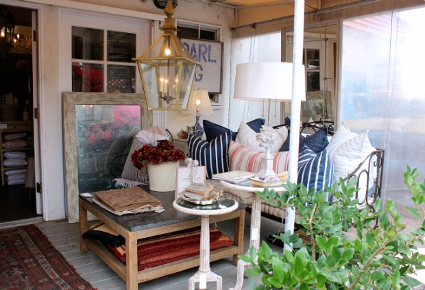 California Getaway - Shopping at Pom Pom Interiors