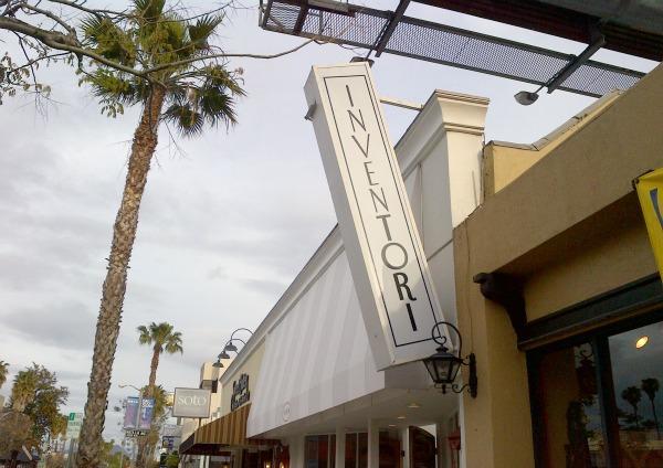 Tori Spelling's Inventori Storefront