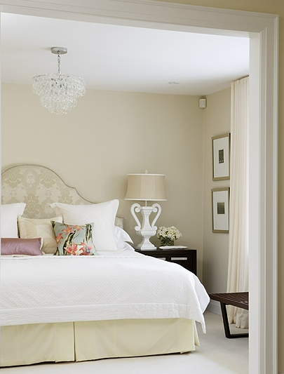 Bedroom by Sarah Richardson Design