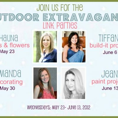 Outdoor Extravaganza Blogger Link Parties