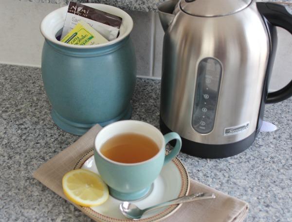 Keep Teas Near the Tea Kettle