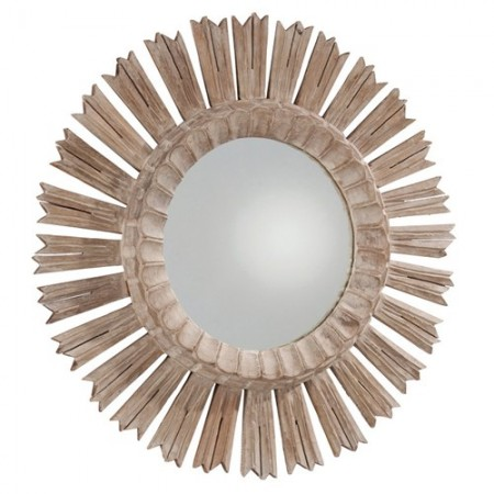 Arteriors Lisa Luby Mirror via Zinc Door