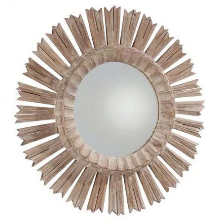 Arteriors Lisa Luby Mirror via Zinc Door