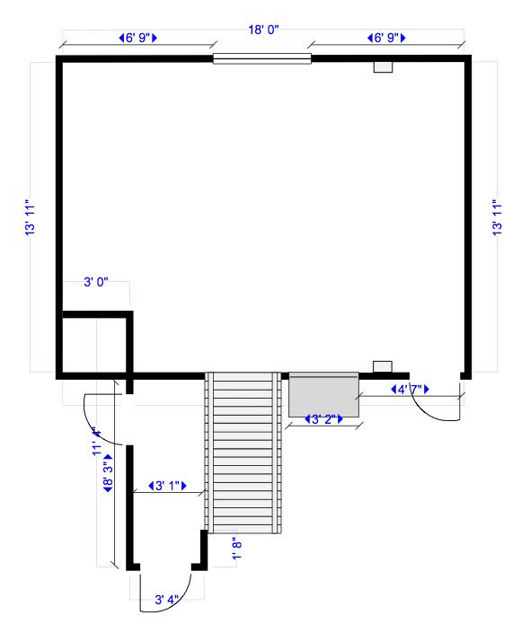 Basement Renovation Plan
