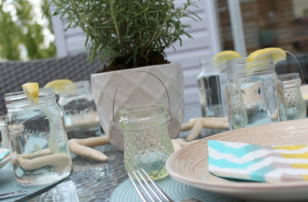 Candlelight for Outdoor Dining
