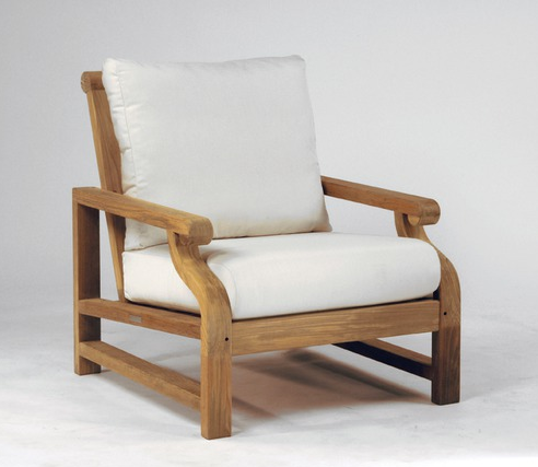 Nantucket Outdoor Chair via Wayfair