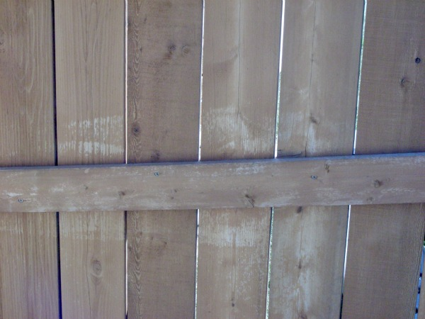 How to Prep a Fence for Staining