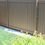Stained Fence- Tugboat by Behr