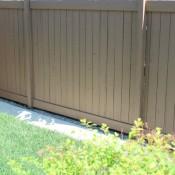 The Orange Fence is Gone!
