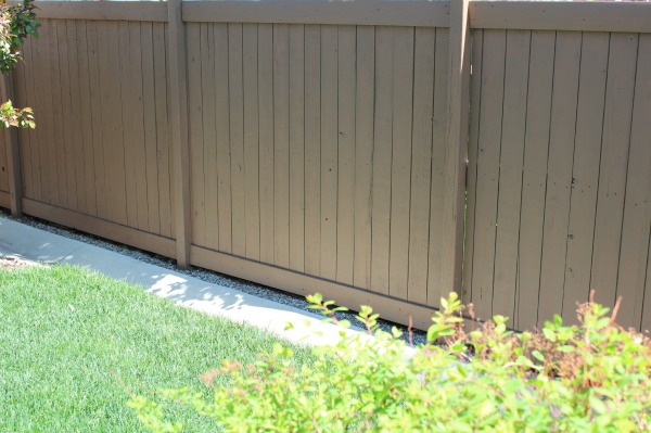 Tugboat by Behr Stained Fence