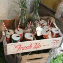 Vintage 7Up Crate - Favorite Find at the Vintage Chicks Sale