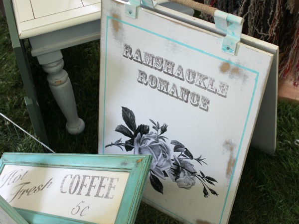The Vintage Chicks Sale- Ramshackle Romance