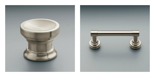 Asbury knob and pull from Restoration Hardware