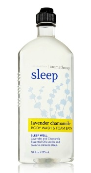 Sleep Body Wash by Bath & Body Works