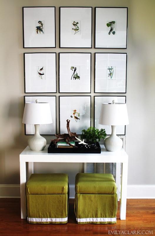 Emily A. Clark's Hallway Paint Color