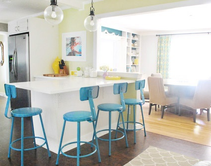 Young House Love Kitchen Paint Color