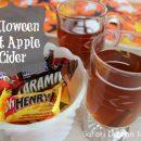 Halloween Hot Apple Cider Recipe