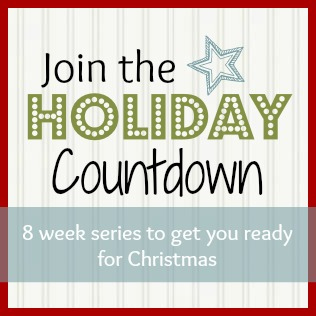 Holiday Countdown Series Recap {Week Seven}