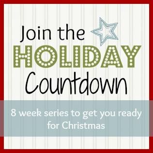 Holiday Countdown Series on Satori Design for Living