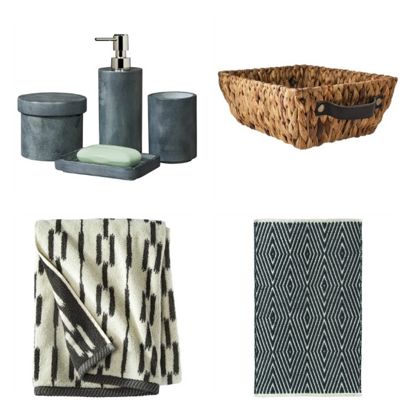 Target bathroom accessories target bathroom accessories for Full bathroom sets
