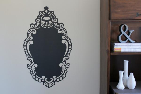 Rococo Chalkboard Decal Wall Candy Arts