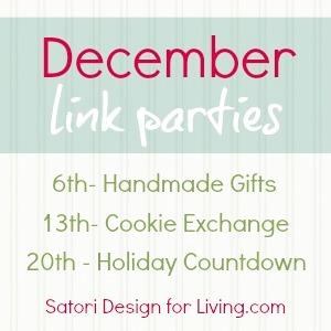 December 2012 Link Parties at Satori Design for Living